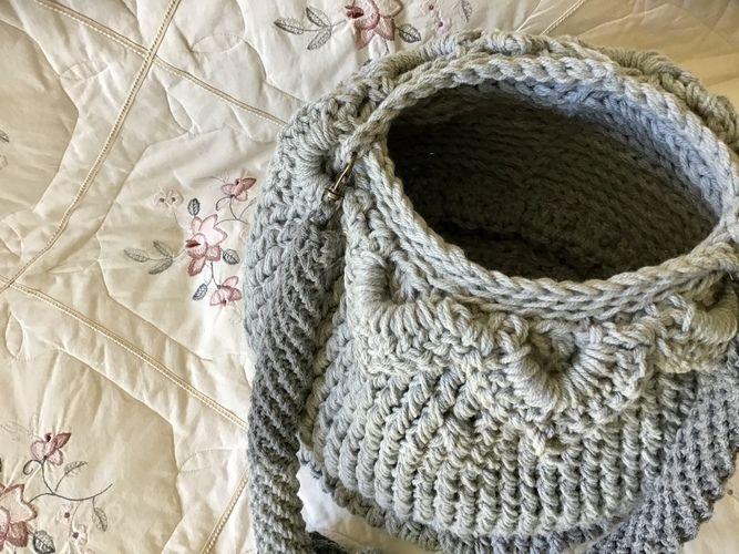 Makerist - The Tuscany Tote Bag  - Crochet Showcase - 2