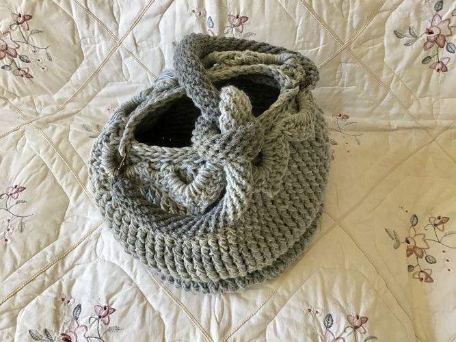 Makerist - The Tuscany Tote Bag  - Crochet Showcase - 3