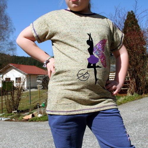 Makerist - Plottdatei Fee Alina von Biberwerke - Textilgestaltung - 3