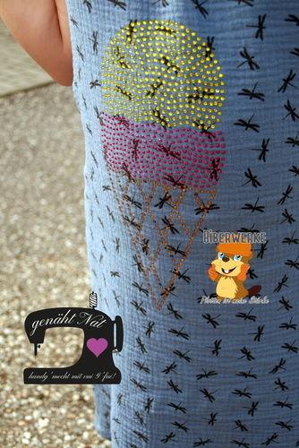 Makerist - Strassdatei Eis von Biberwerke - Textilgestaltung - 2