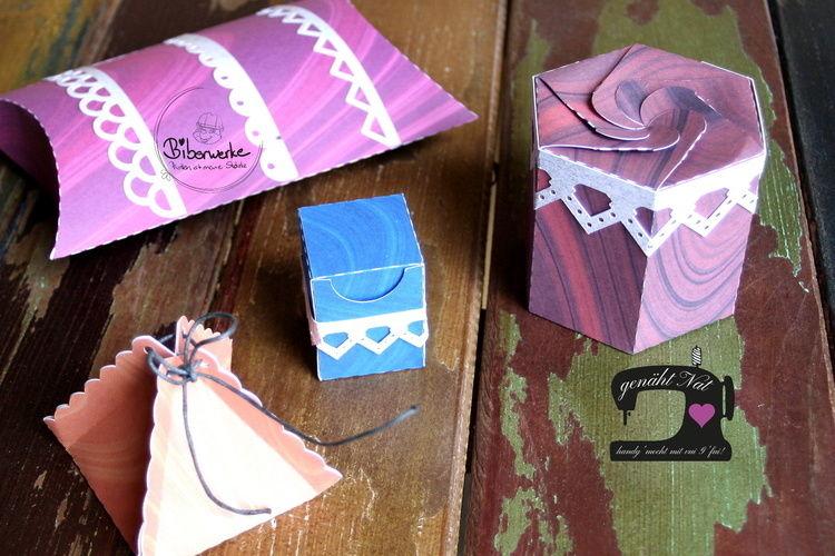 Makerist - Verpackungsmix von Biberwerke - DIY-Projekte - 1