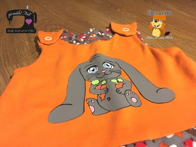 Makerist - Plottdatei Hase Max von Biberwerke - Textilgestaltung - 1