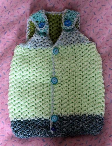 Makerist - Gigoteuses pour prématurés - Créations de crochet - 1