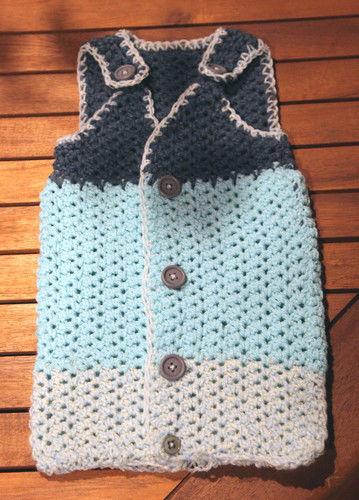 Makerist - Gigoteuses pour prématurés - Créations de crochet - 2