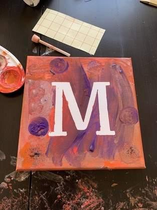 Buchstaben-Bilder