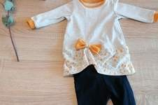 Makerist - Babytunika mit Leggings - 1