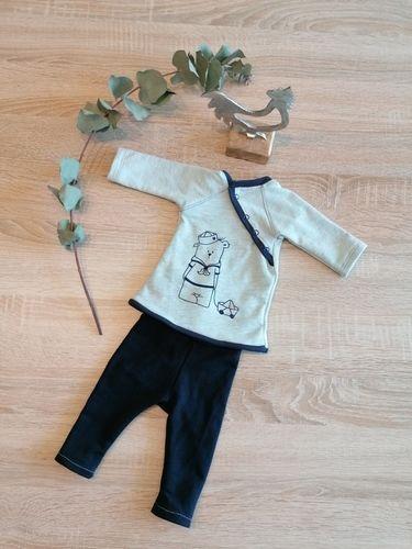 Makerist - Babyshirt mit Plott - Nähprojekte - 1