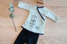 Makerist - Babyshirt mit Plott - 1