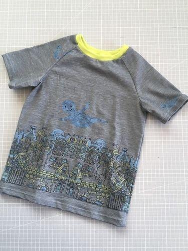 Makerist - Shirt für den Sommer - Nähprojekte - 1