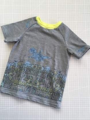 Shirt für den Sommer