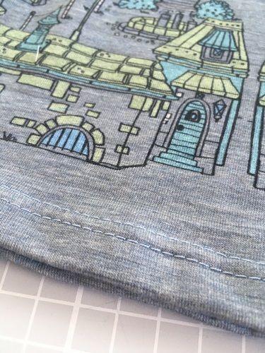 Makerist - Shirt für den Sommer - Nähprojekte - 2