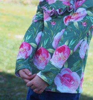 Makerist - Ein schlichtes Shirt mit dem gewissen Etwas :-) - 1