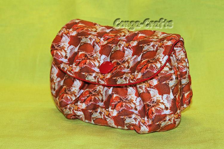 Makerist - Dreifächer-Tasche / Taschen-Tasche - Nähprojekte - 2