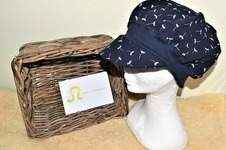 Makerist - Coole Mütze aus Musselin bzw. Double Gauze - 1