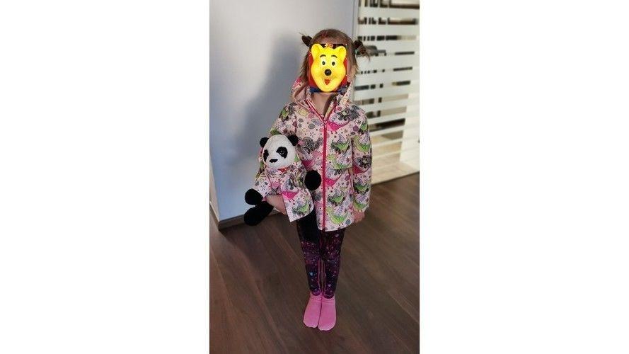 Makerist - Softshelljacke für Mädchen & Pandas <:0)) - Nähprojekte - 3