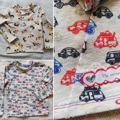 Makerist - Tee-shirt enfant  - Créations de couture - 2