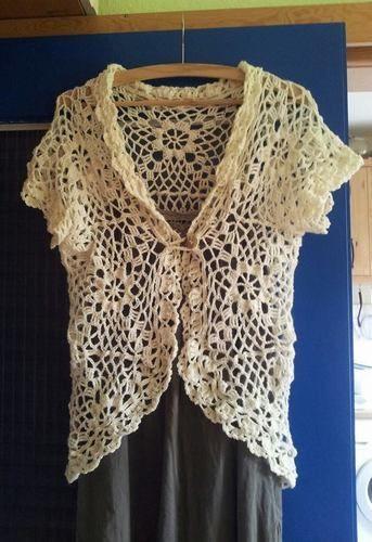 Makerist - Eine Jacke für laue Sommernächte - Häkelprojekte - 1