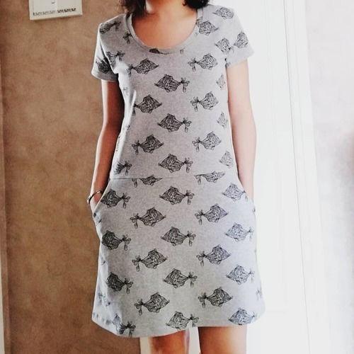 Makerist - Robe femme - Mme Fannie - Créations de couture - 2