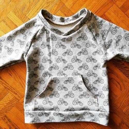Makerist - Sweat enfant Aktif - Créations de couture - 1