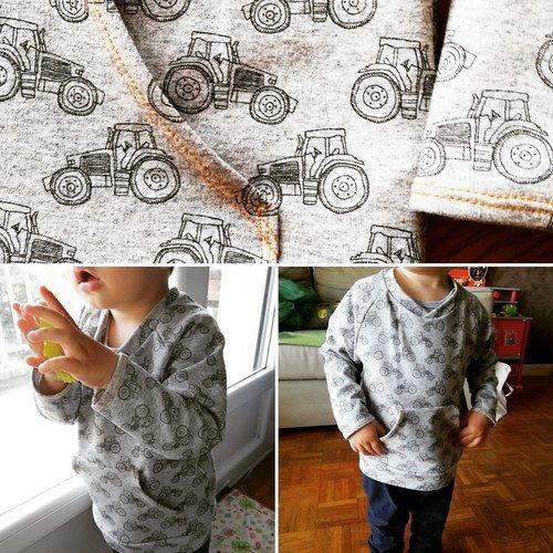 Makerist - Sweat enfant Aktif - Créations de couture - 2