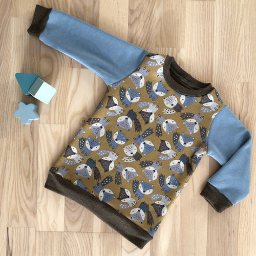 Makerist - Pullover - Nähprojekte - 1