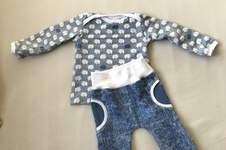 Makerist - Cozy pants und Shirt von Kid5  - 1