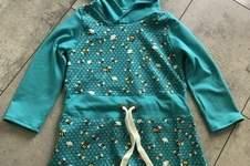 """Makerist - Hoodie-Kleid """"Bienchen"""" - 1"""