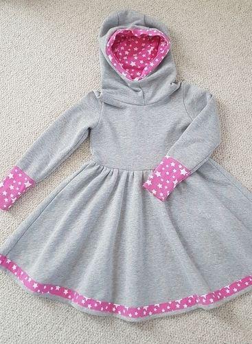 Makerist - Sternchen Kleid  - Nähprojekte - 1