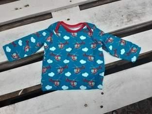Makerist - Babyshirt mit amerikanischem Ausschnitt - 1