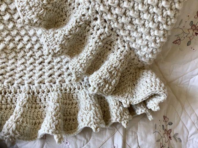 Makerist - Glass Menagerie Baby Blanket  - Crochet Showcase - 1