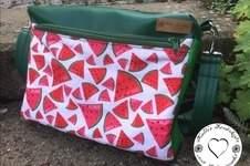 Makerist - Zipper Boxy Purse - 1