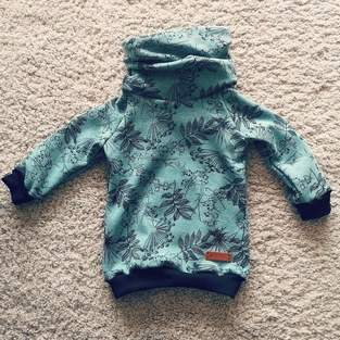Makerist - Kinderhoodie - 1