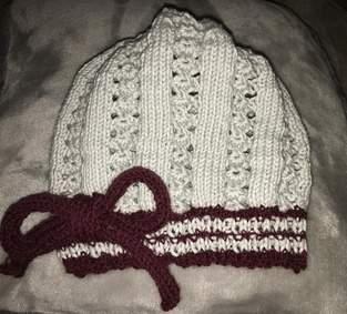 Makerist - Mütze für Baby Mathilda - 1