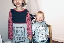 Makerist - Baumeister-Shirts ... Langarmshirt und Pulli für Pepe & Jona Eleen Baumeister, meine Kinder.  - 1