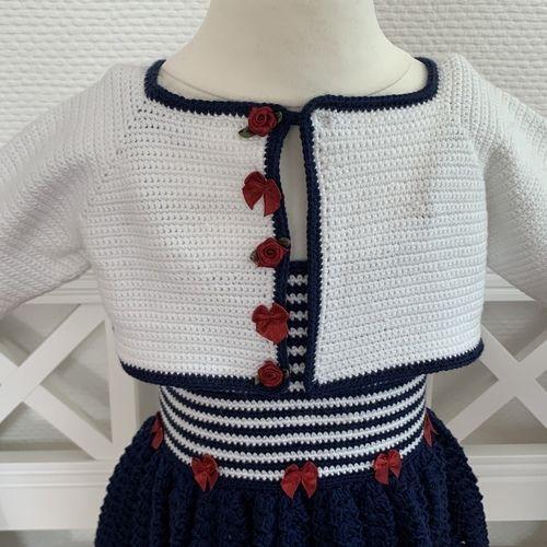 Makerist - Sommerkleidchen 2-3 Jahre - Häkelprojekte - 3