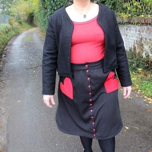 Makerist - Une jupe luxure pour mettre du fun dans ta vie !  - Créations de couture - 2