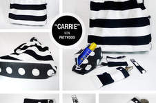 """Makerist - Strandtasche """"Carrie"""" mit Accessoires  - 1"""