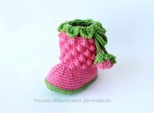 Makerist - Babystiefel - 1