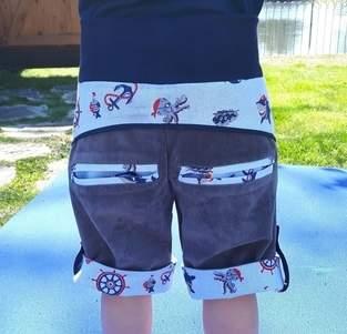 Upcycling Leevi Shorts