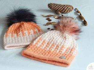 Makerist - Winterwelt Mütze - 1