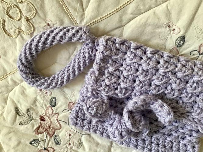 Makerist - The Rachael Clutch Bag - Crochet Showcase - 1