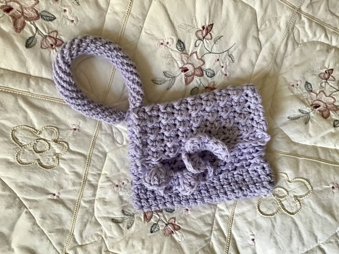 Makerist - The Rachael Clutch Bag - Crochet Showcase - 3