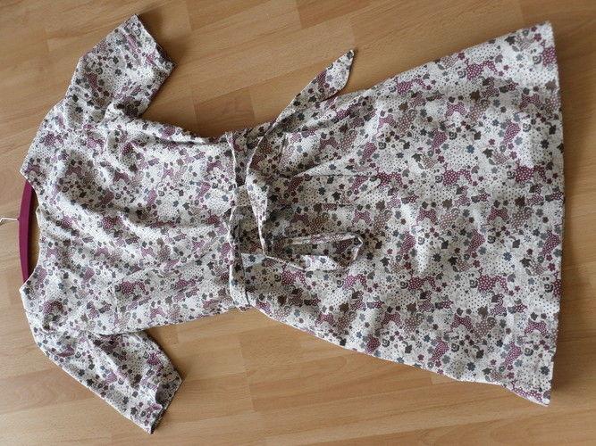 Makerist - Kleid Eve in herbstlicher Variation - Nähprojekte - 1