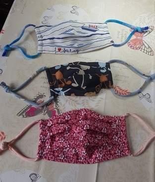 Makerist - Behelfsmasken, es werden diese Woche 60 Stück - 1