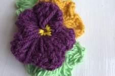 Makerist - Flower brooches - 1