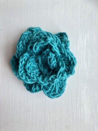 Makerist - Crochet rose! - Crochet Showcase - 1