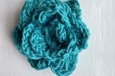 Makerist - Crochet rose! - 1