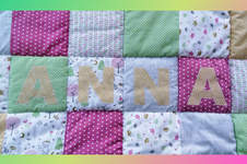Makerist - ANNA'S KRABBELDECKE 💗 - 1
