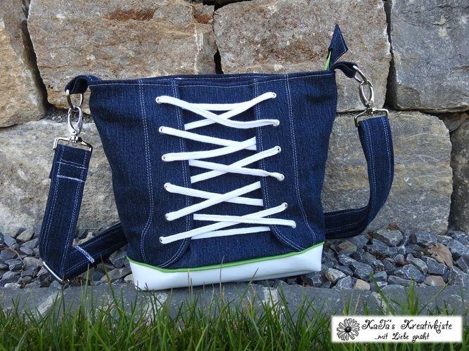 Makerist - Sneakertasche Gesa - Nähprojekte - 1