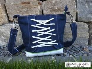 Makerist - Sneakertasche Gesa - 1